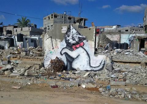 Красномовний стріт-арт з гострим соціальним змістом (16 фото) (8)