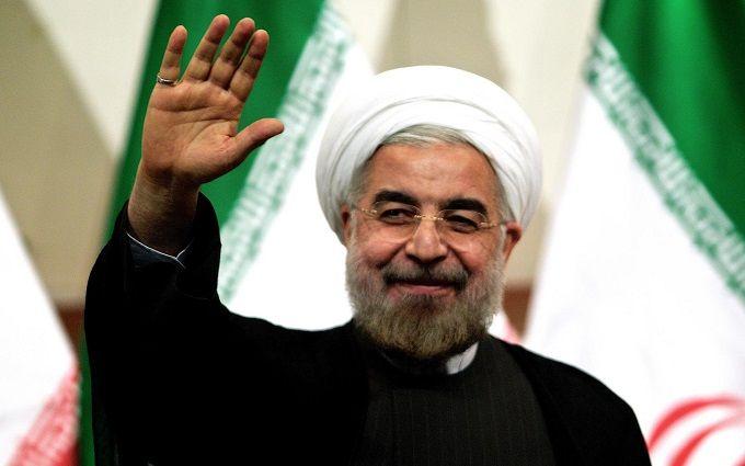 ВИране напрезидентских выборах выигрывает Рухани