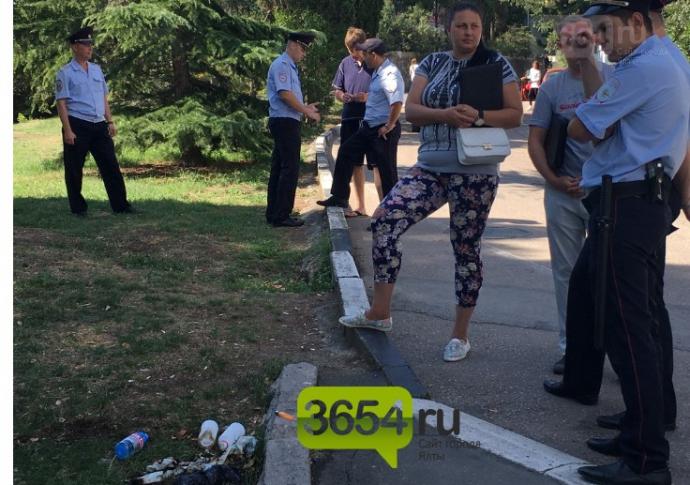 Екс-чиновника в Криму окупанти довели до самоспалення: з'явилися фото і відео (1)