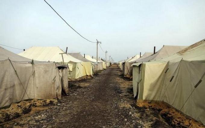 На військовому полігоні сталася пожежа, є жертва і постраждалі: названа причина
