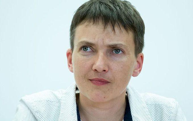 Савченко назвала Плотницкого иЗахарченко умными изаслуживающими уважения людьми