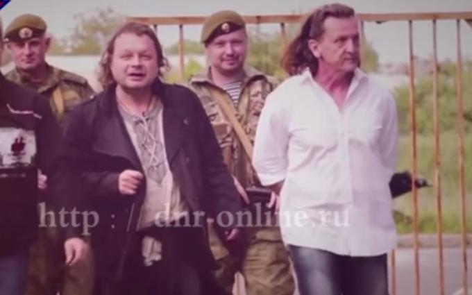 Российские рокеры сняли клип про боевиков ДНР: опубликовано видео