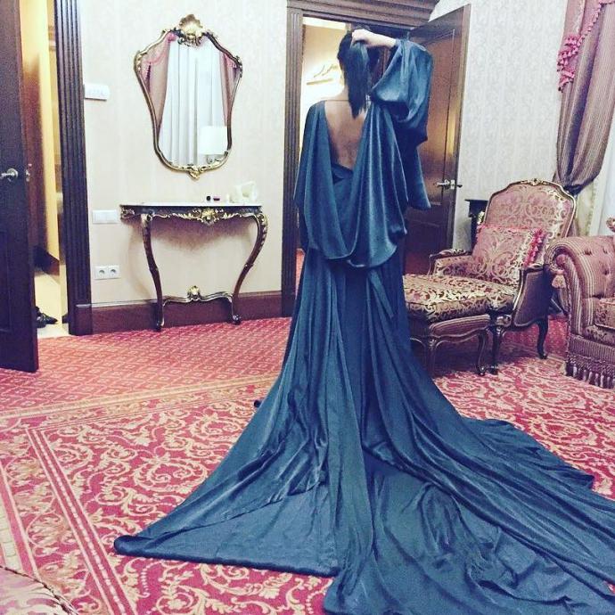 Джамала показала вбрання, яке обрала для кінофестивалю: опубліковано фото (1)