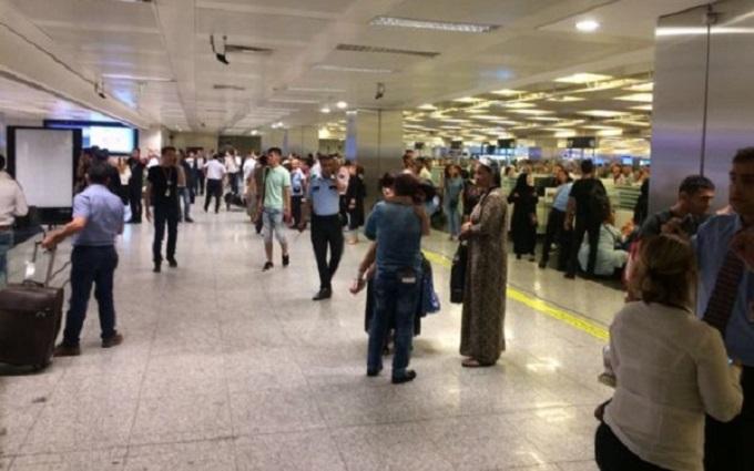 Теракты в Стамбуле: появилось новое видео взрыва