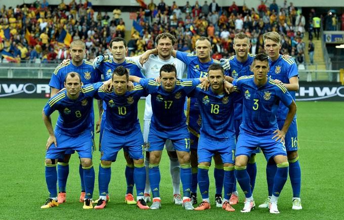 Україна оголосила офіційну заявку на Євро-2016