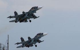 Росія терміново підняла в небо бойові винищувачі - що відбувається