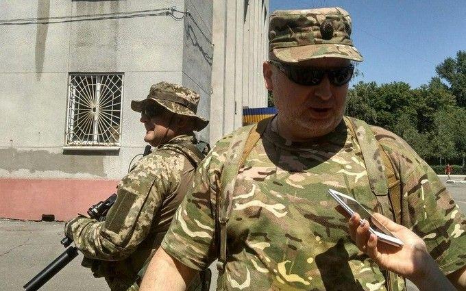 В зоне АТО появилась система противодействия пропаганде РФ: Турчинов рассказал детали