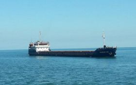 В МинВОТ рассказали подробности ужасной аварии судна с украинцами