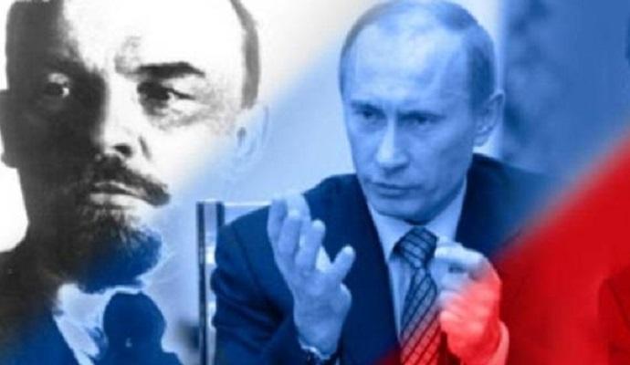 Путин раскритиковал Ленина за развал СССР