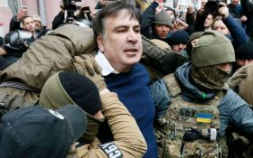 Затримання Саакашвілі: мати політика зробила несподівану заяву