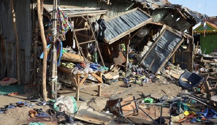 Две смертницы совершили теракт на севере Нигерии