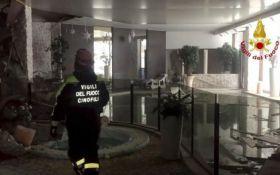 Трагедия с отелем в Италии: число выживших растет, появилось видео