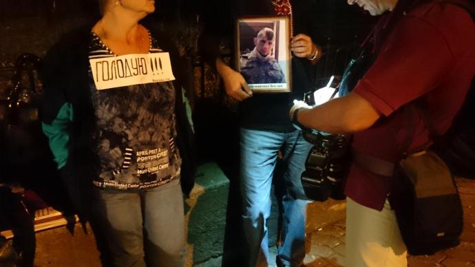 У мережі посміялися над ночівлею Савченко під АП: з'явилися фото (4)