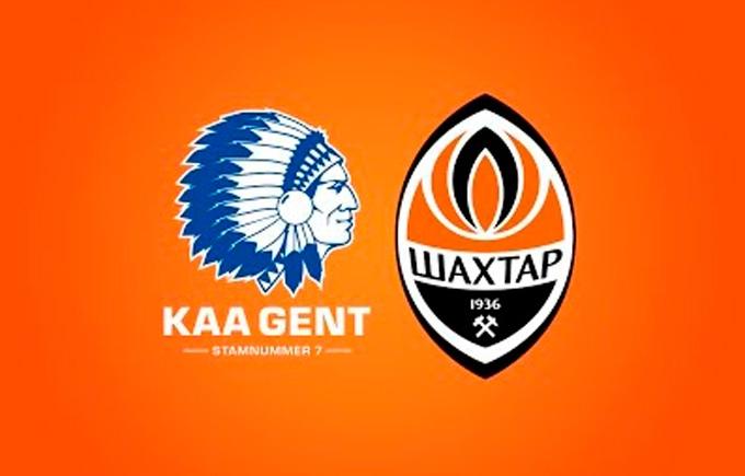 Шахтар - Гент: онлайн відео трансляція матчу