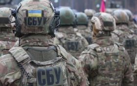 СБУ поймала российского разведчика