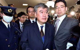 Секс-скандал в уряді Японії: стали відомі наслідки