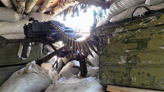 Ситуация в АТО напряженная: пострадало пятеро бойцов ВСУ