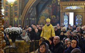 Прихожане собора УПЦ МП в Виннице перешли в новую Православную церковь Украины
