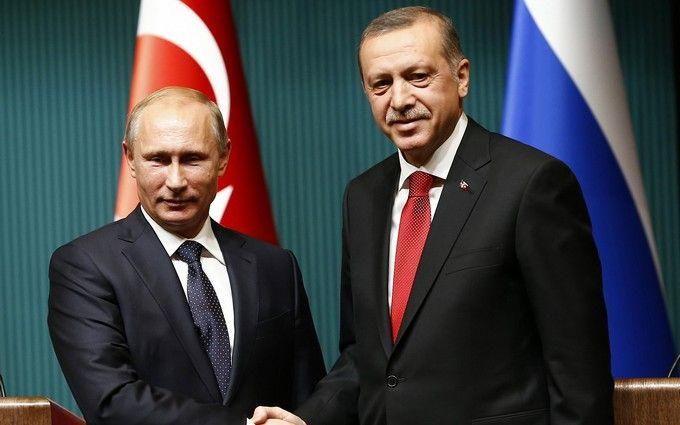 Путін і Ердоган домовилися про неприємну для України річ