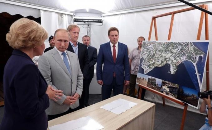 """Путин посмотрел в оккупированном Крыму балет и """"печальное зрелище"""": опубликованы фото (1)"""