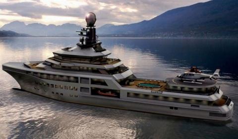 Десятка розкішних яхт, що вражають уяву рівнем комфорту і технологій (10 фото) (10)
