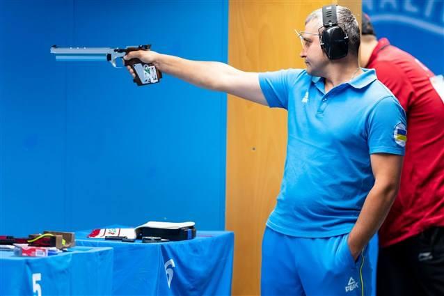 Украинец рекордно победил на чемпионате этапа Кубка мира по пулевой стрельбе (1)