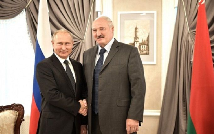 """""""Могилев больше российский"""": Лукашенко шокировал заявлением на встрече с Путиным"""