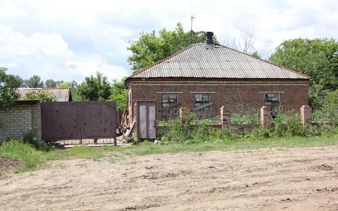 Обстріли на Донбасі: опубліковані нові фото