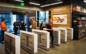 Компания Amazon анонсировала открытие нового супермаркета без продавцов и охраны