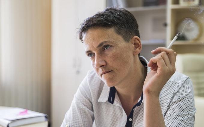 Савченко в пух і прах розкритикувала вибори на Донбасі