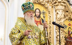 Українську церкву визнають патріархатом і РПЦ увійде в спілкування з нею - патріарх Філарет