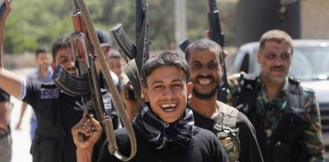 У Обами відмовилися тренувати сирійських повстанців