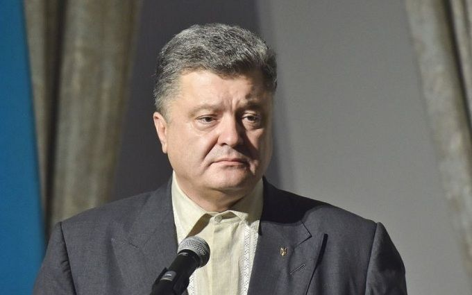 Порошенко назвав єдину мету Путіна в Україні