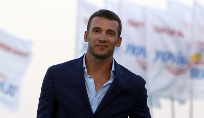 Шевченко будет помогать Фоменко тренировать сборную Украины