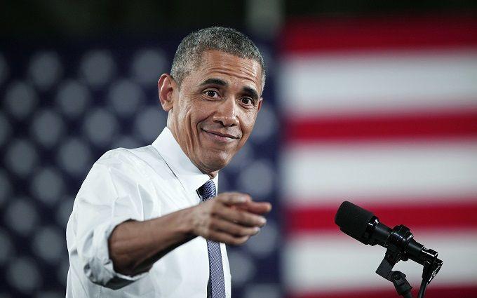 Обама висловив захоплення передвиборчою кампанією Макрона: з'явилося відео