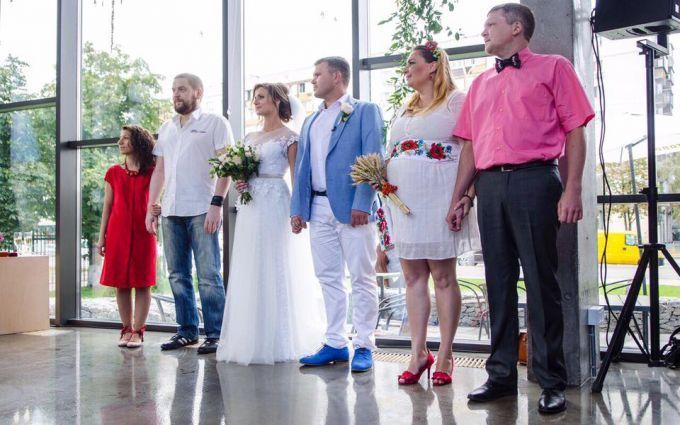 Киянам дали можливість одружитися за добу: з'явилося відео того, як це було