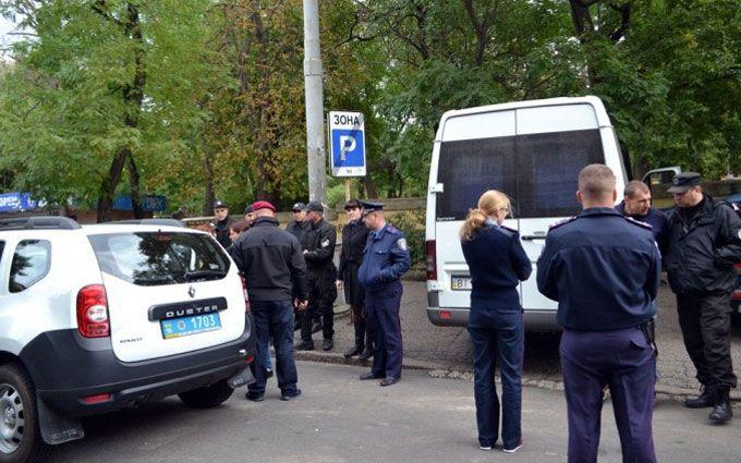 В Одесі стався інцидент з поліцією і бійцями АТО: з'явилися фото і відео