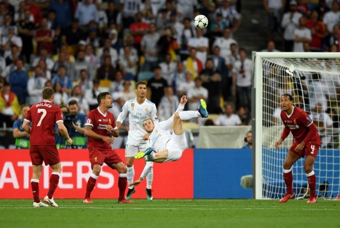 """""""Реал"""" разгромил """"Ливерпуль"""", став победителем Лиги чемпионов УЕФА в третий раз (3)"""