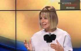 Бывшая соратница Януковича на ТВ вызвала смех в сети: опубликованы фото