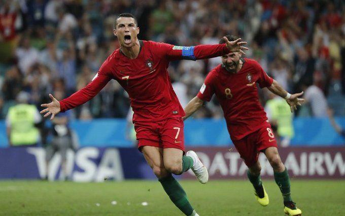 Решающий матч Иран-Португалия на ЧМ-2018: результаты и видео голов