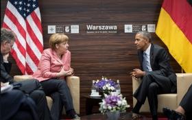 """У Путіна спробували висміяти """"конфуз"""" з Обамою та Меркель: опубліковане фото"""
