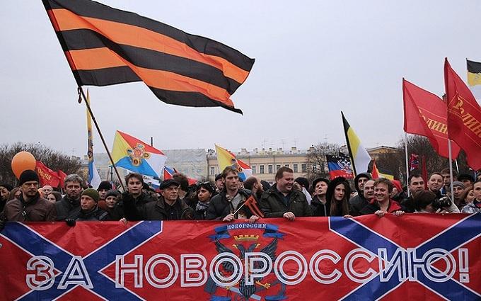 """Популярні інтернет-аукціони завалили речами з пропагандою """"Новоросії"""": з'явилися фото"""