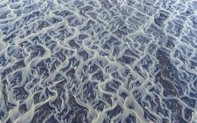 Магічне злиття річок: опубліковані фото