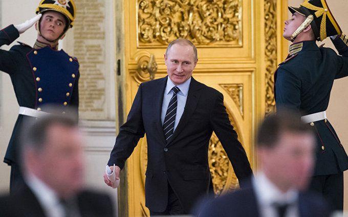 Животный мир: российский поэт резко высказался о путинской политике в России