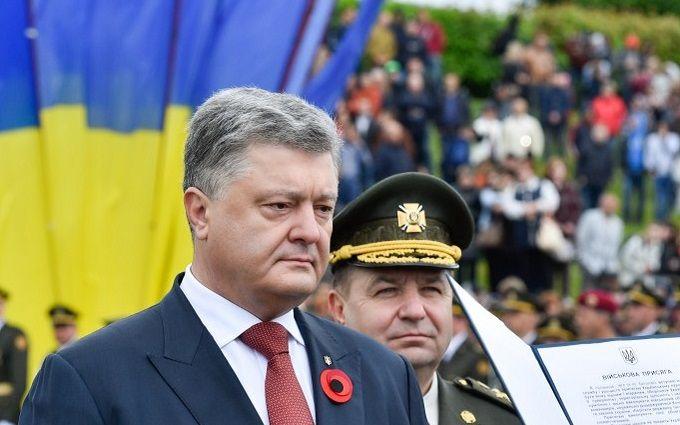ВоенныеРФ тайно пересекают границу государства Украины, чтобы заливать землю кровью— Порошенко