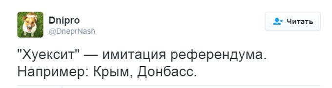 У мережі висміяли непристойний каламбур від чиновниці Путіна (4)