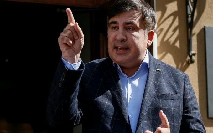 Прорыв Саакашвили в Украину: появились новые подробности дела