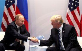 Стали известны новые детали переговоров Трампа и Путина