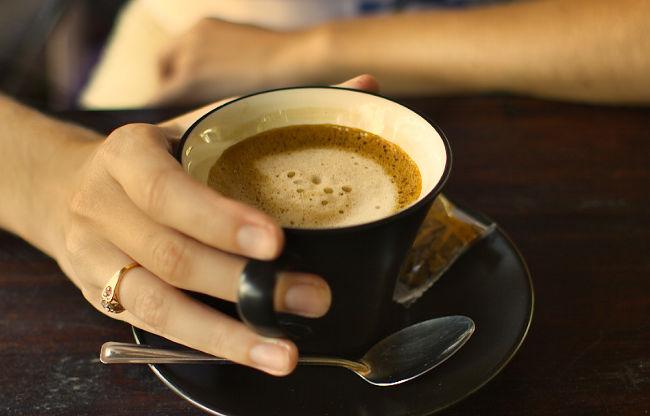 Ежедневное потребление кофеина не ускоряет работу сердца