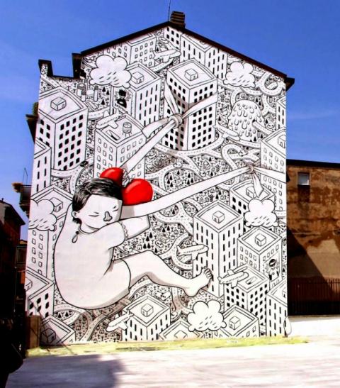 Красномовний стріт-арт з гострим соціальним змістом (16 фото) (14)